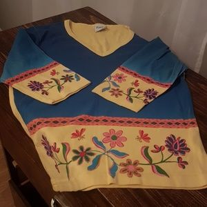 Tops - Vintage boho top.